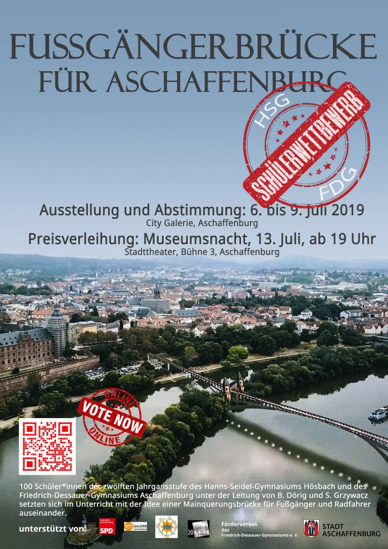 Plakat Brücke 03.06.2019